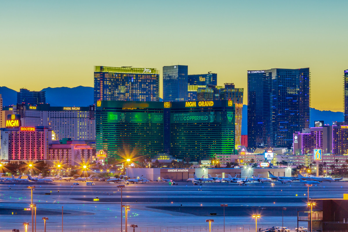 Mgm Resorts Closes All Las Vegas Properties Effective March 17 Eater Vegas
