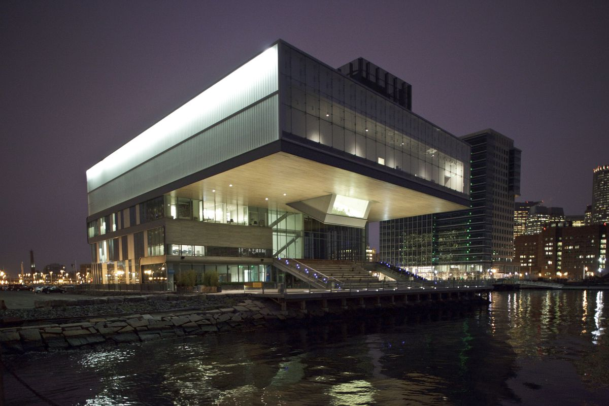 USA - Museums - The Institute of Contemporary Art