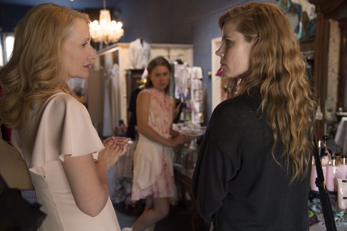 patricia clarkson and amy adams in sharper objects