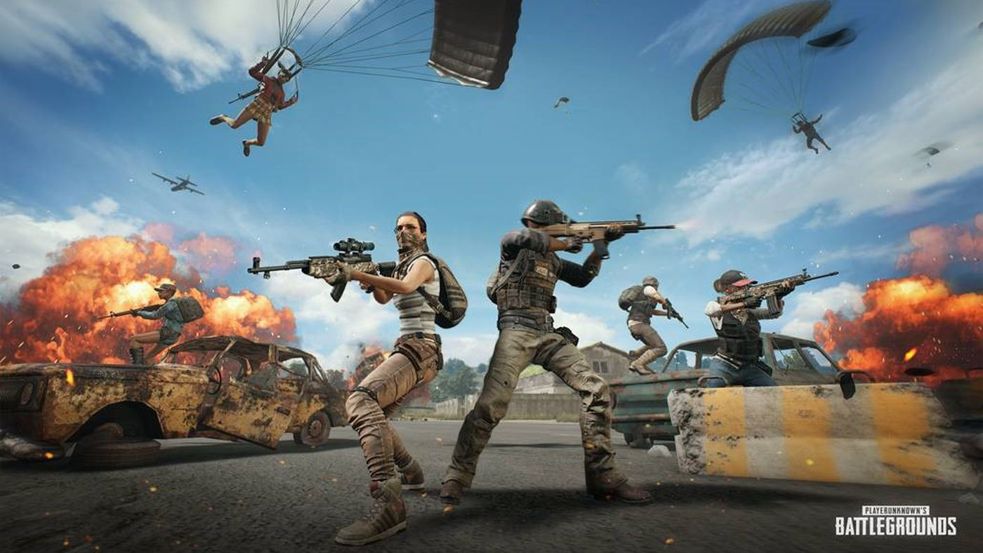 PUBG creator defends the red zone, tells players to get