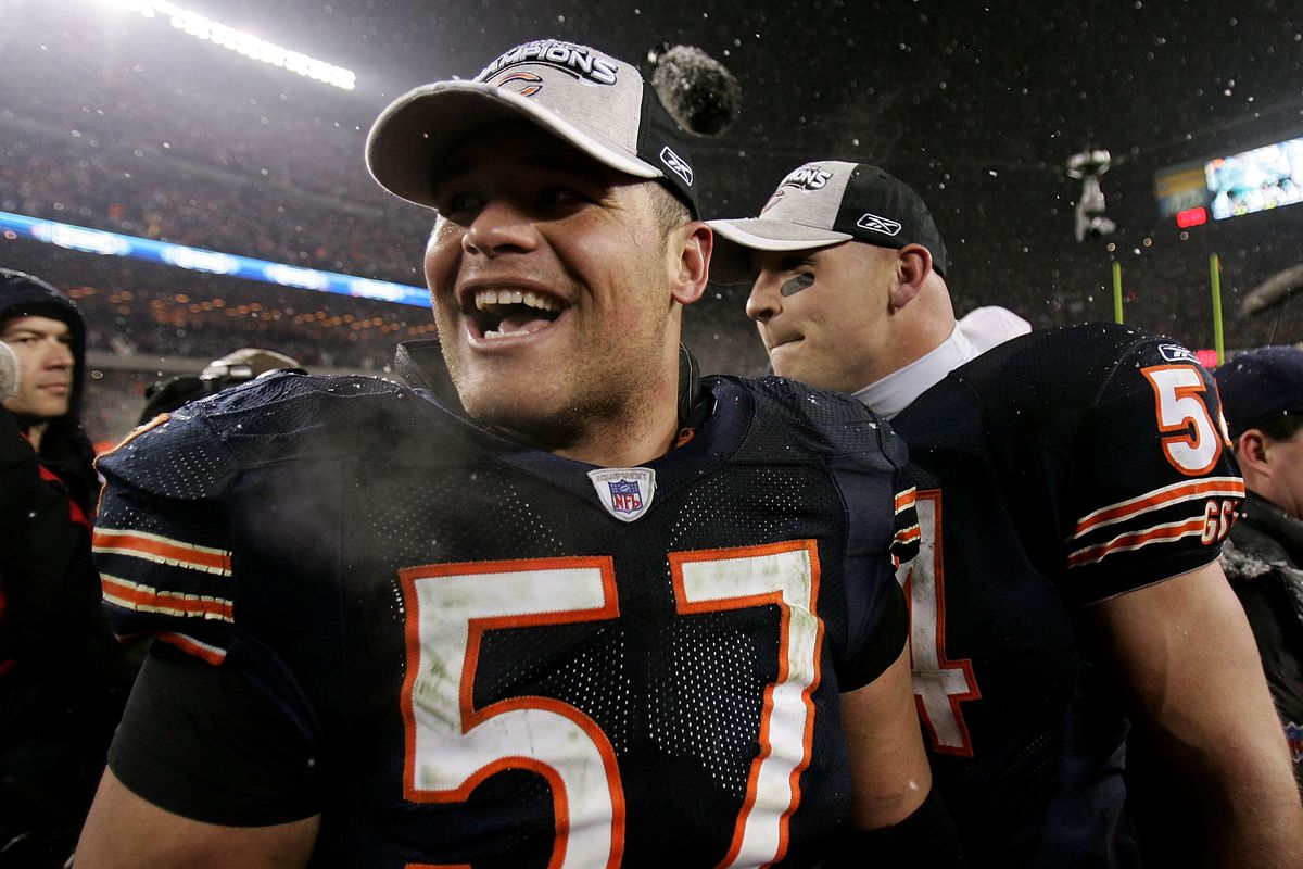 A Bears fan s guide to the Pro Football Hall of Fame class of 2019 ... 71f119b90