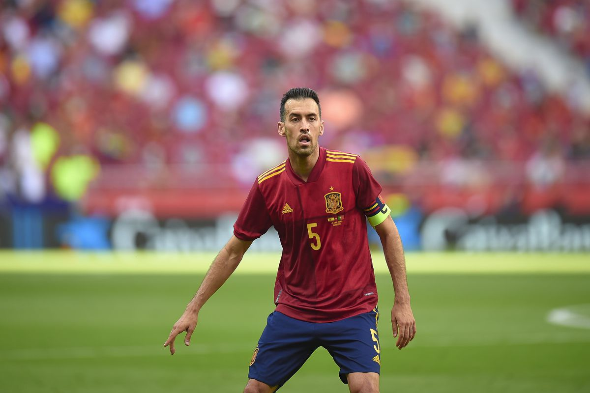 ESP: Spain - Portugal. International friendly match
