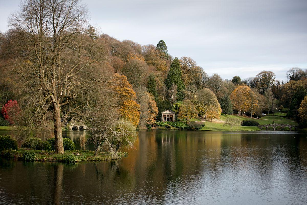 Autumn Colours As Temperatures Drop Across The UK