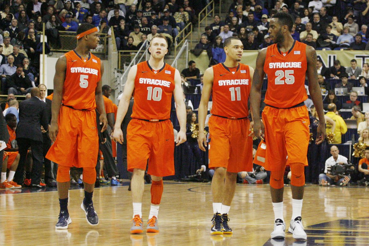 The Orange visit Comcast Center as ACC foes for the first and last time tonight.