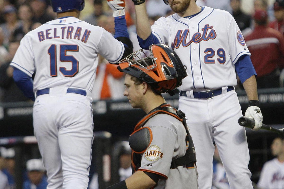 Mets Squander Chances Lose To Giants 7 6 In 10 Deseret News