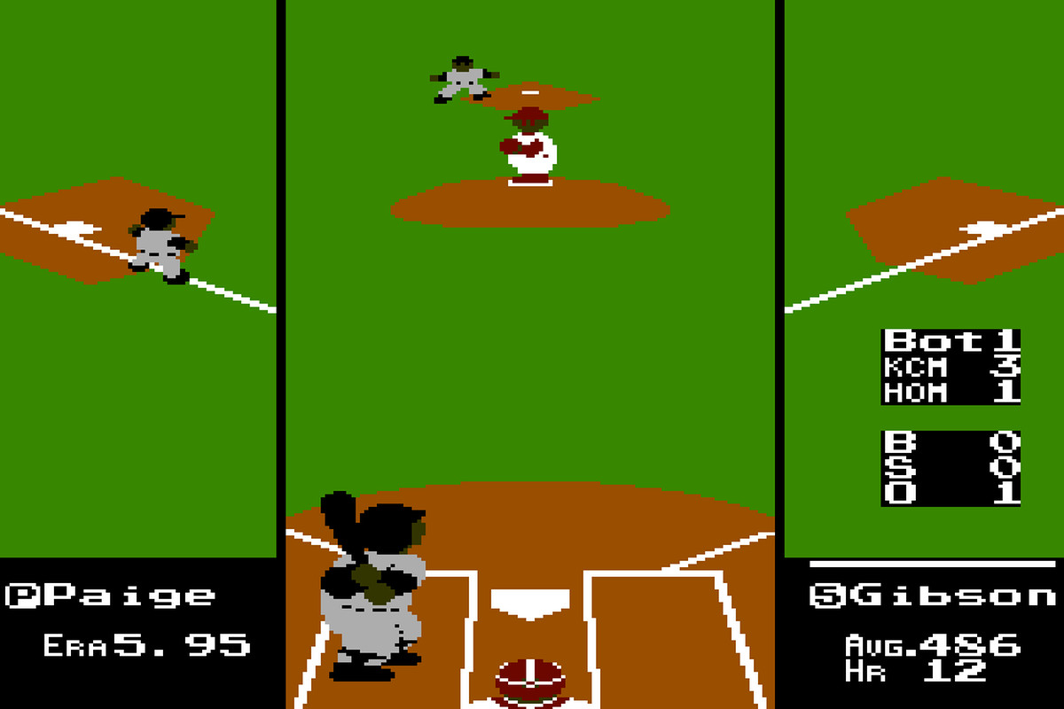 Modder Baron Lector Imagines Baseballs Segregated Past With The NES Classic RBI Baseball
