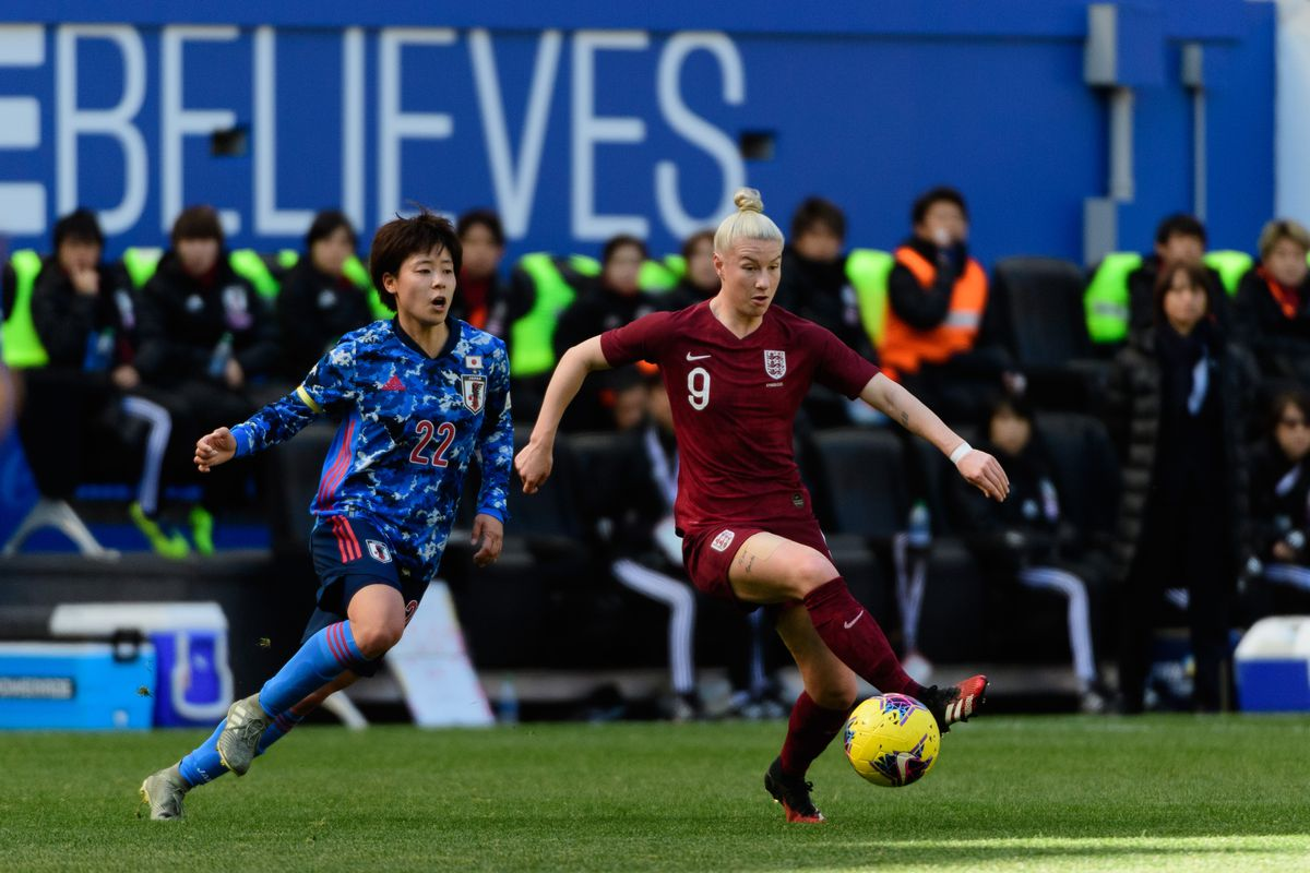 2020 SheBelieves Cup - Japan v England