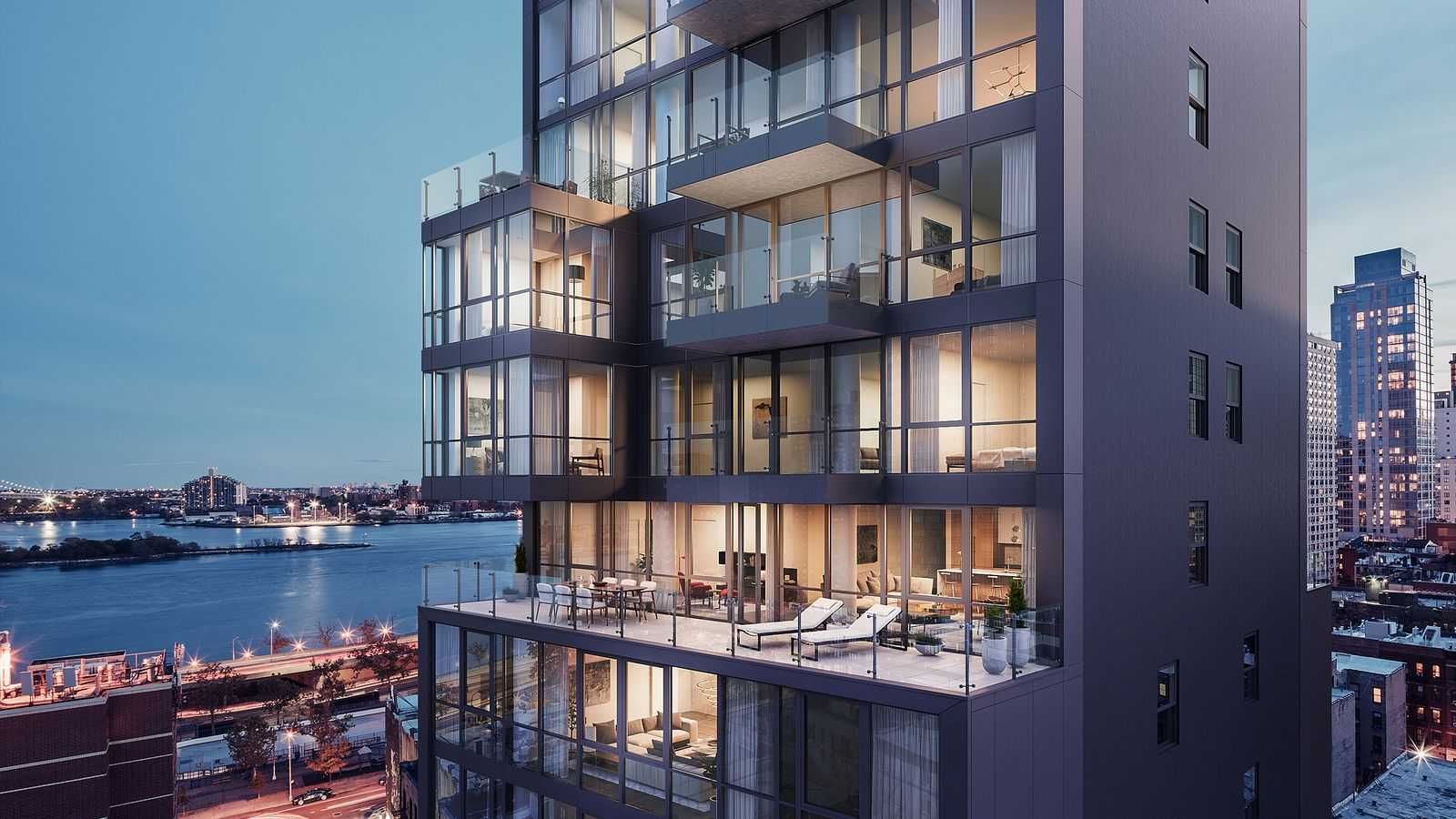 Upper east side condo vitre launches sales from 915k - 3 bedroom apartments for sale nyc ...