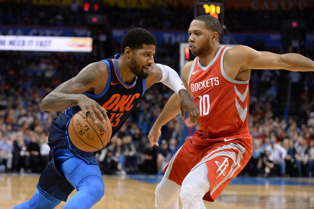 Thunder vs Rockets preview: will NBA's best bring out the ... Rockets Vs Thunder
