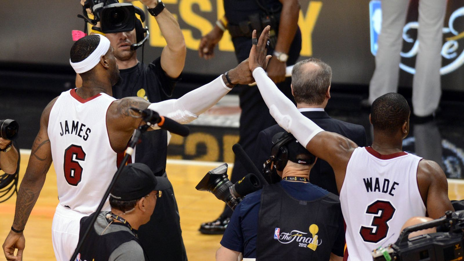 Miami looks to take commanding 3-1 lead in NBA Finals - Hot Hot Hoops