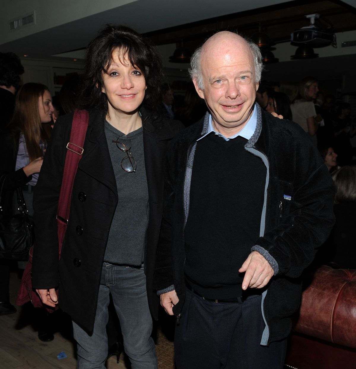 Heckerling and Shawn in 2009 (GettyImages)