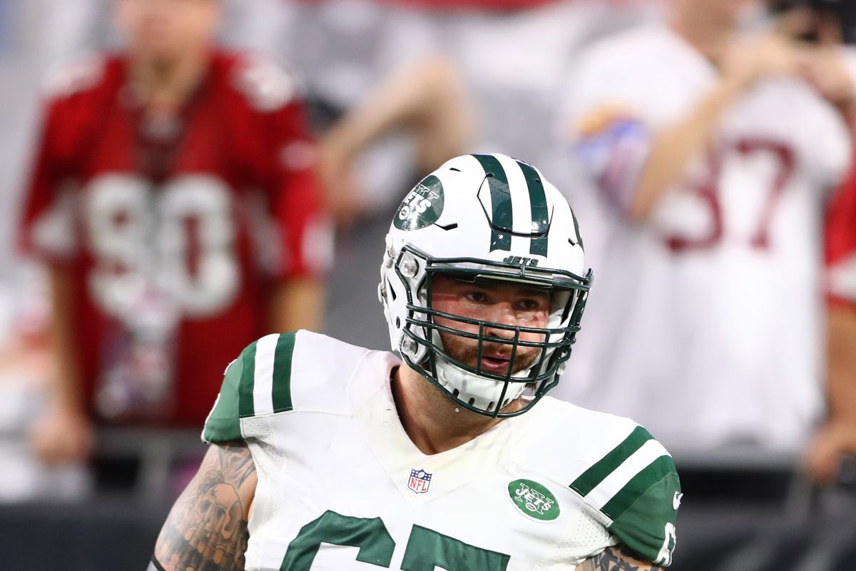 Why the Jets Decided to Give Brian Winters the Deal He Got Gang