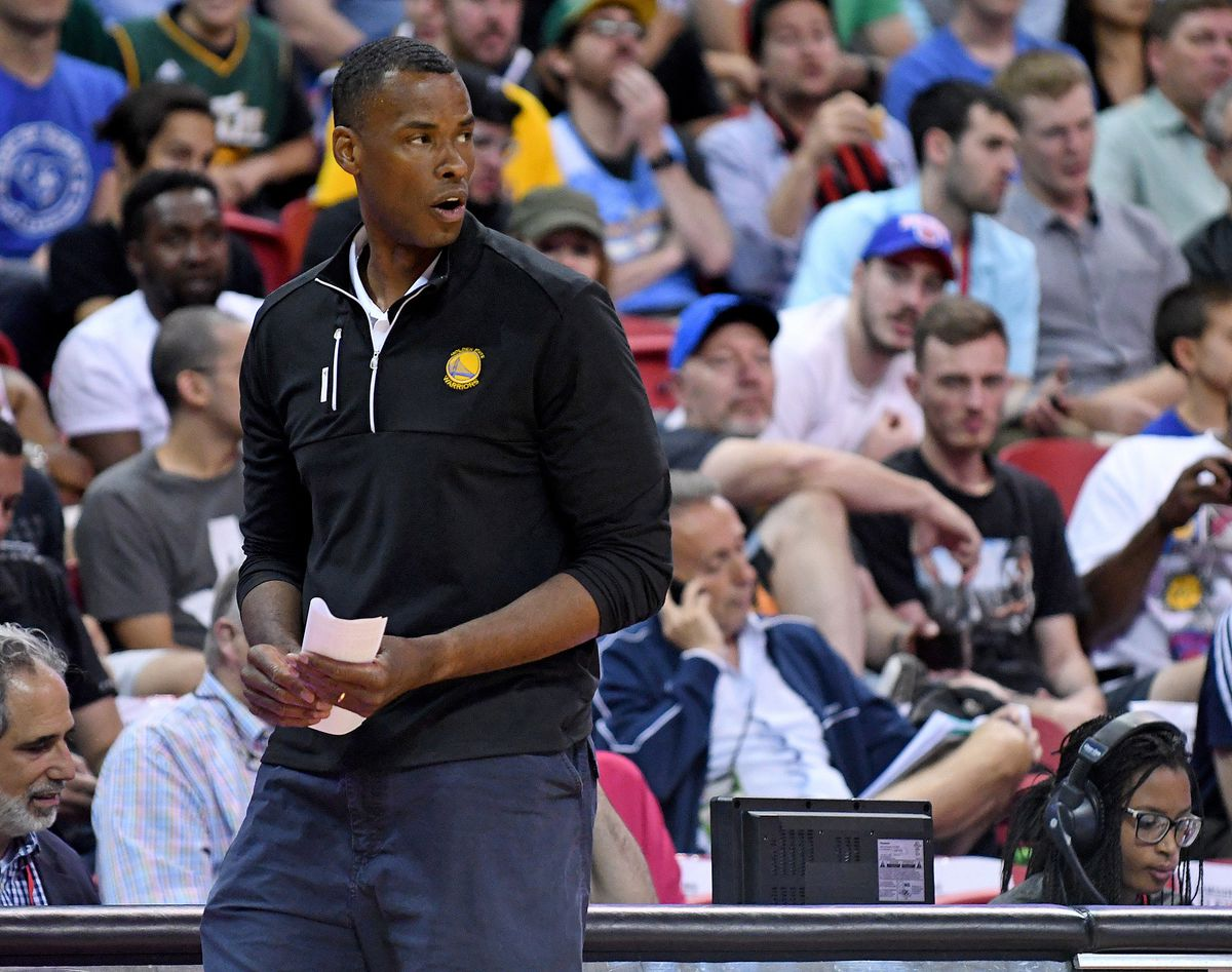 NBA: Summer League-Philadelphia 76ers vs Golden State Warriors