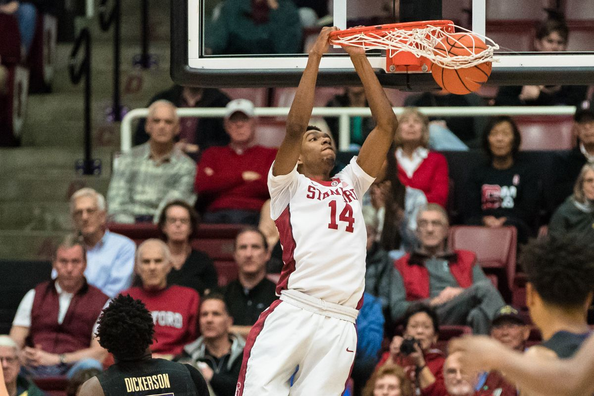 Stanford Men's Basketball defeats Washington 76-69 - Rule ...