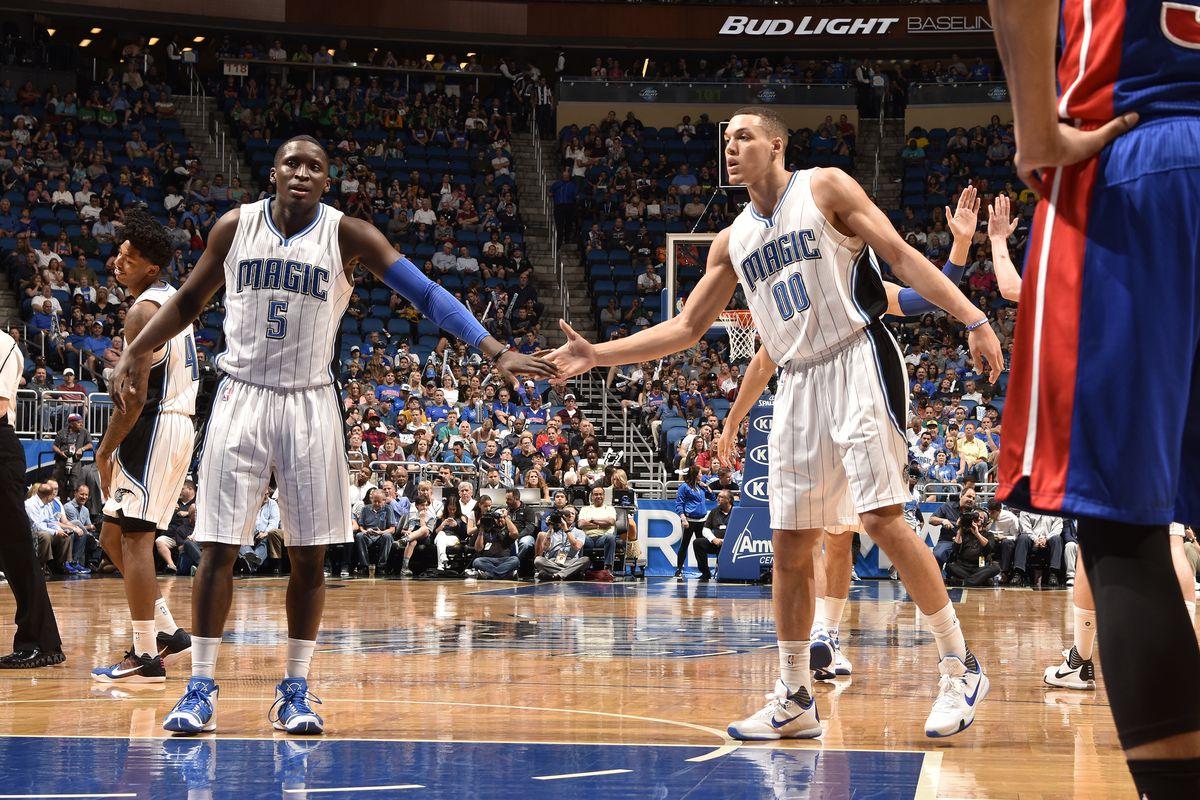 Detroit Pistons v Orlando Magic