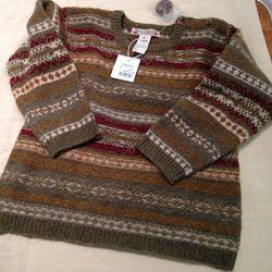 Sweater, $62