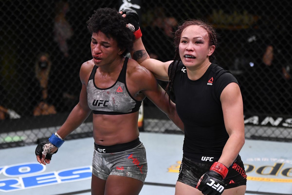 UFC Fight Night: Waterson v Hill