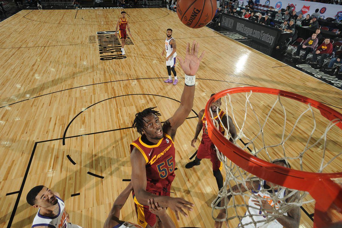 G-League Showcase - Canton Charge v Northern Arizona Suns