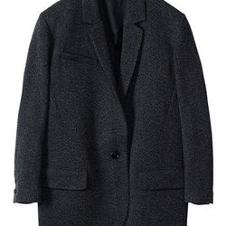 Wool-blend Jacket, $199