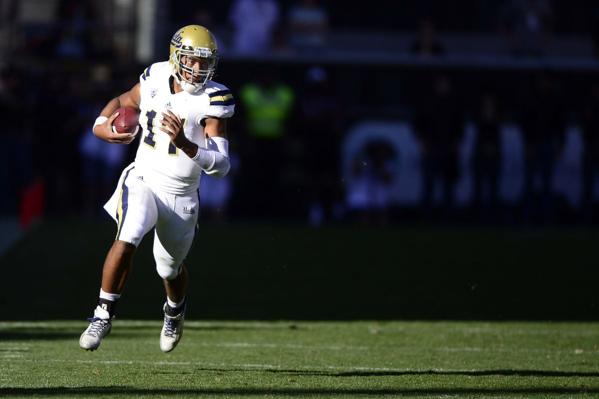 Brett Hundley has been a one-man show for most of the season. Will the Huskies be able to pull the curtain down early this week?