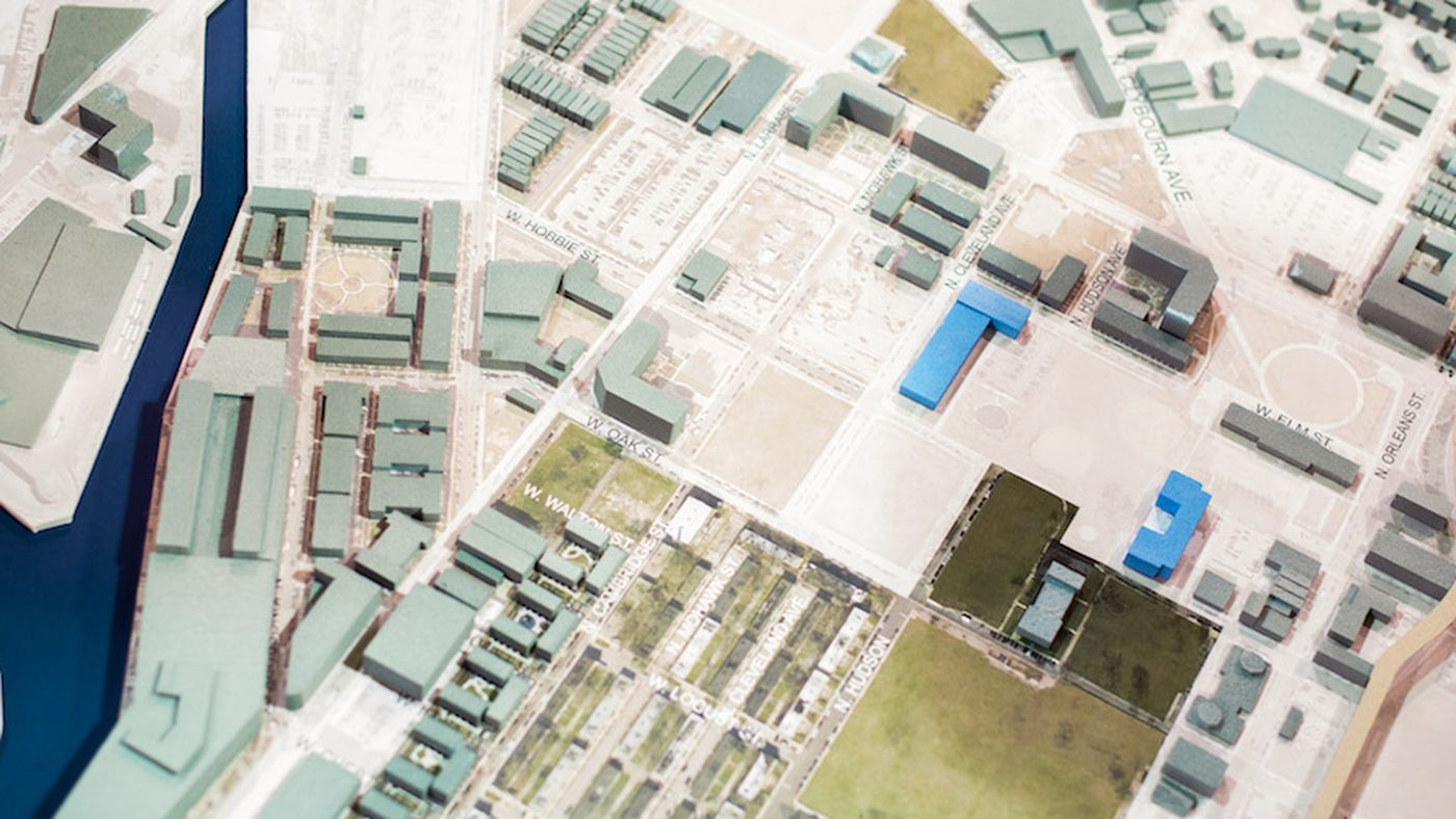 What Will The Cabrini Green Of The Future Look Like Curbed Chicago