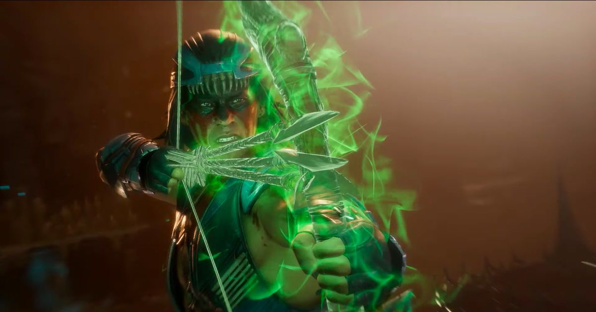 Mortal Kombat 11 Nightwolf release date and gameplay trailer revealed