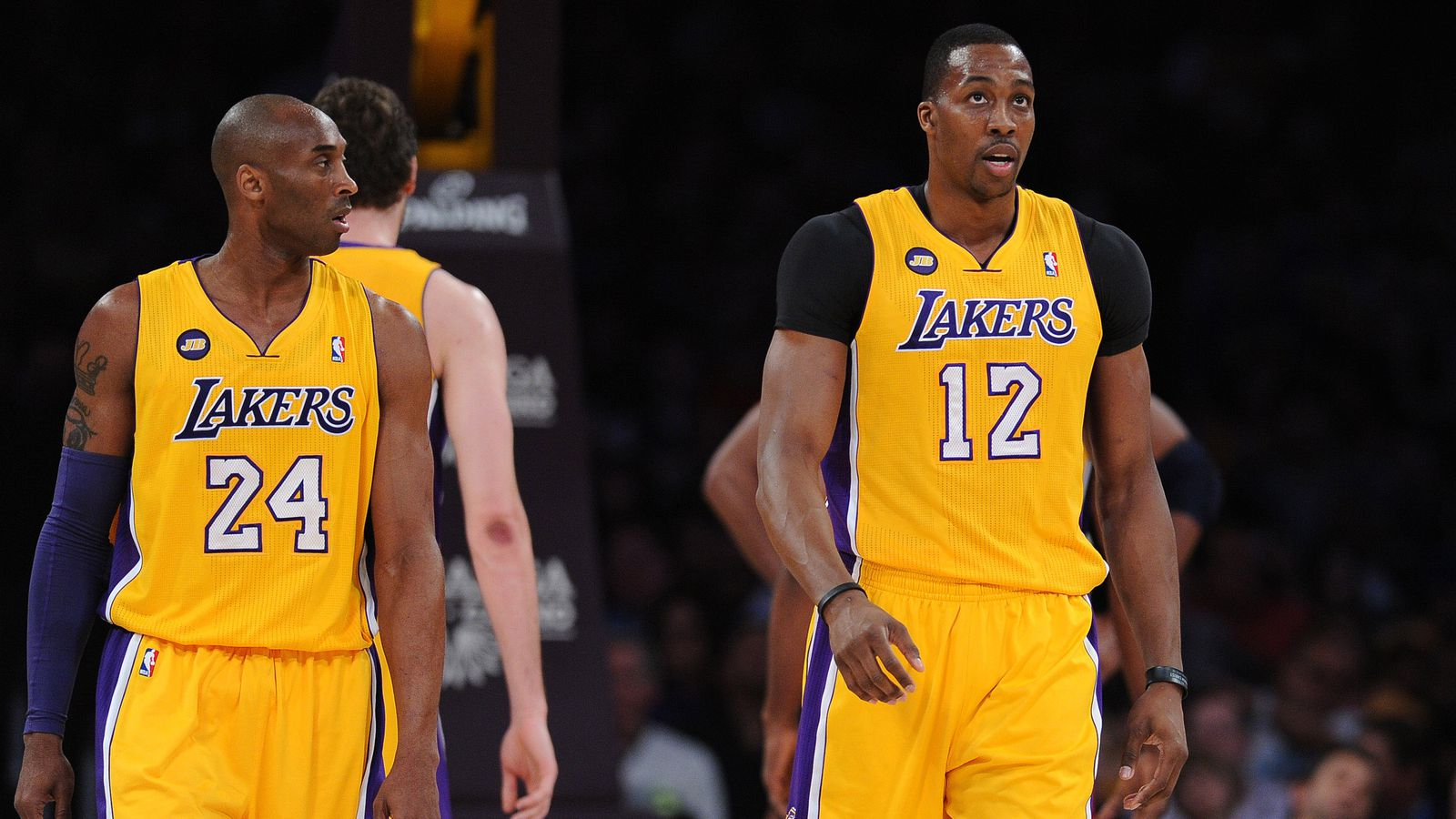 Kobe Bryant Explains Why He Never Got Along With Dwight