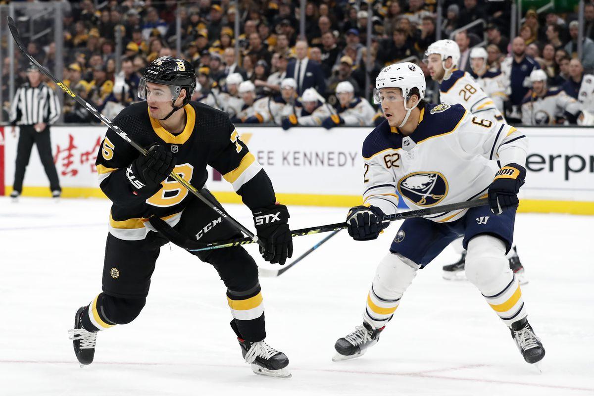 NHL: DEC 29 Sabres at Bruins