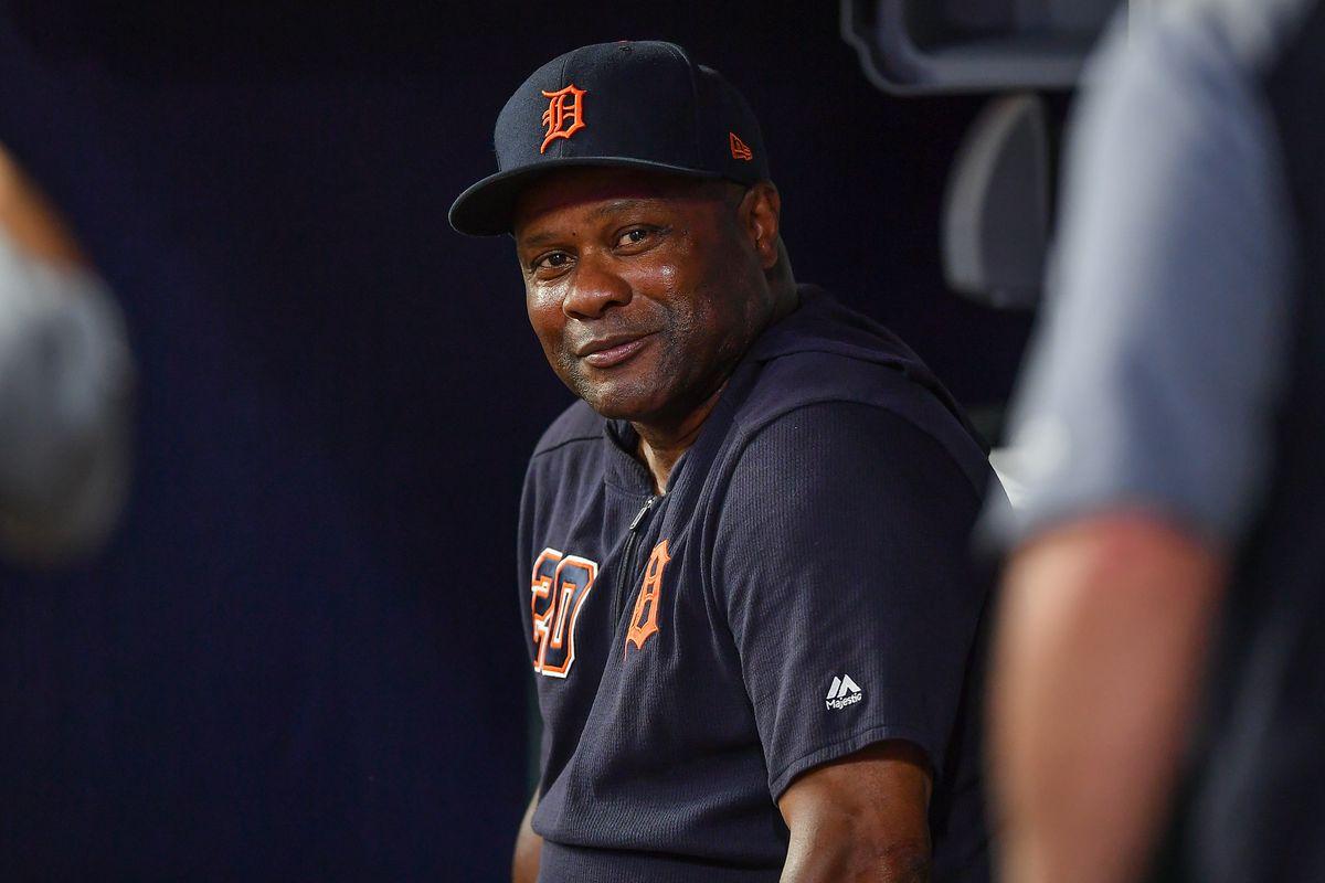 MLB: MAY 31 Tigers at Braves