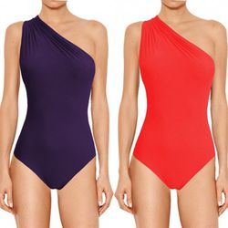 """It's demure and basic, but still striking at the same time. $168 at <a href=""""http://shop.lennyswimwear.com/ProductDetails.asp?ProductCode=794"""" rel=""""nofollow"""">Lenny Niemeyer<a></a></a>"""