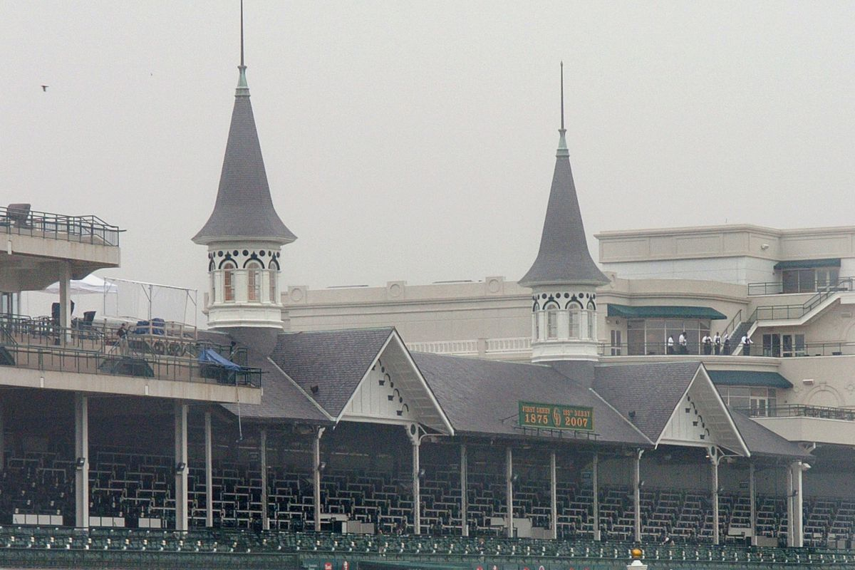 What should you do while in Louisville? Check out historic Churchill Downs.
