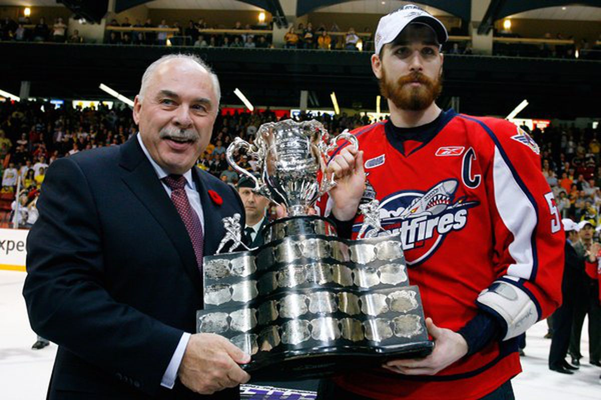 The road to the 2011 Memorial Cup is only beginning. (Photo by Richard Wolowicz/Getty Images)