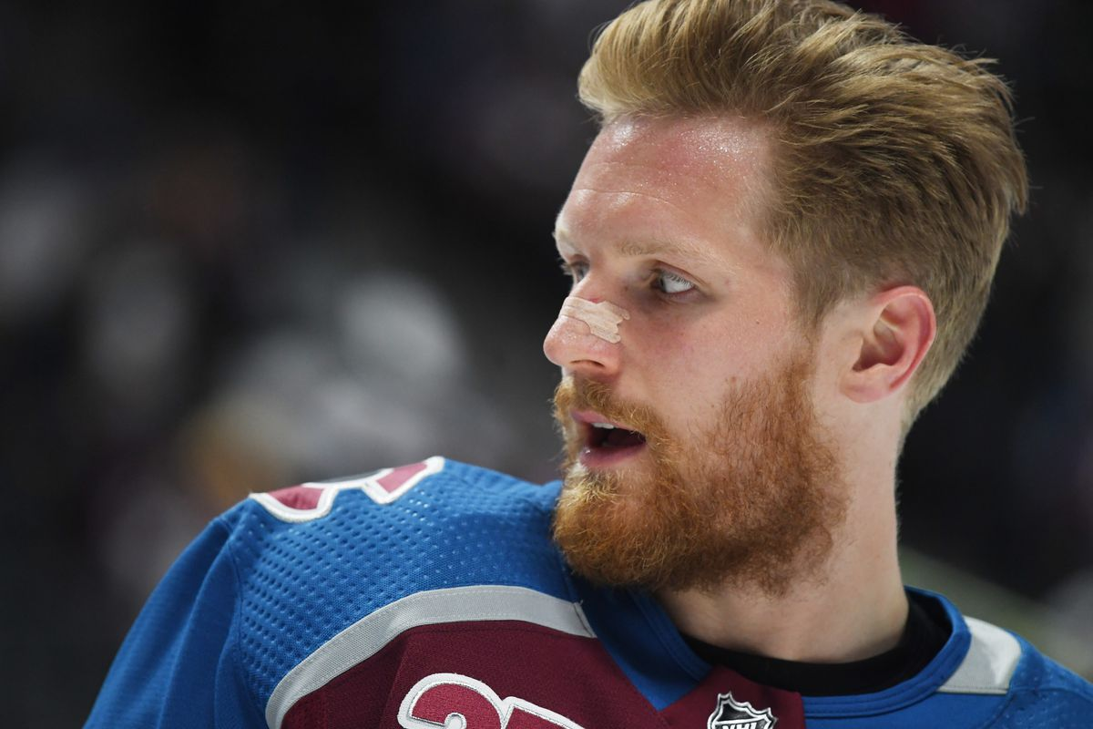Colorado Avalanche and Vegas Golden Knights in second round of the Stanley Cup Playoffs