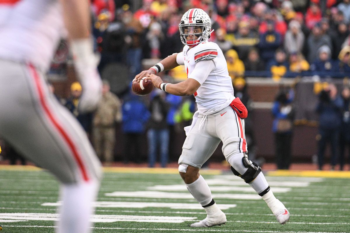 Buckeye Bits Justin Fields Is Really Good But His Backups Better Be Ready Land Grant Holy Land
