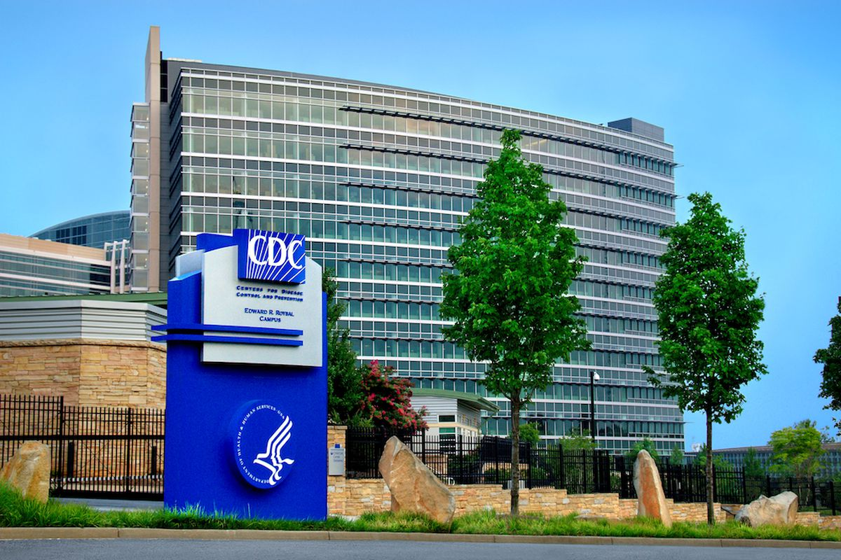 CDC headquarters by James Gathany