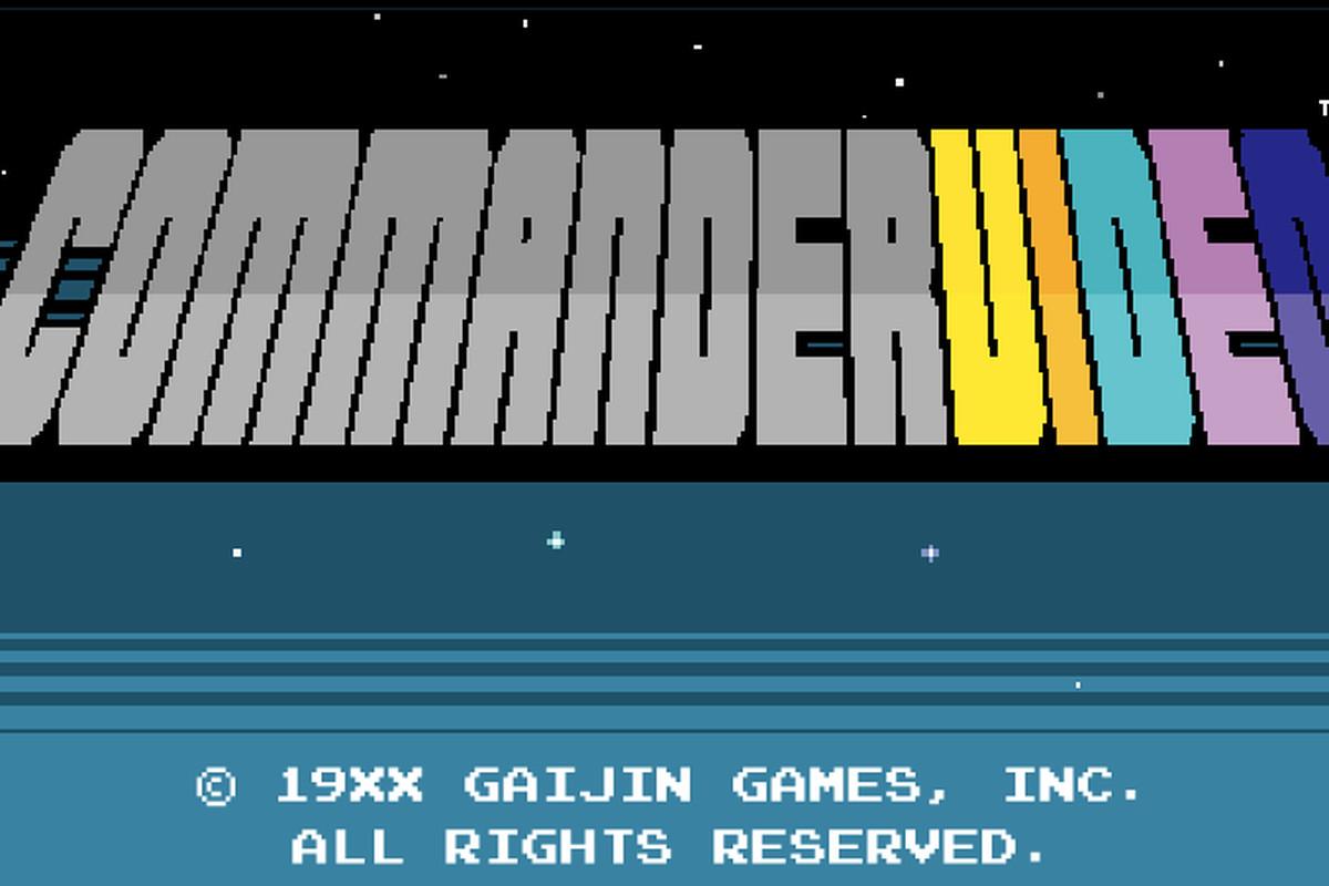 Commander Video
