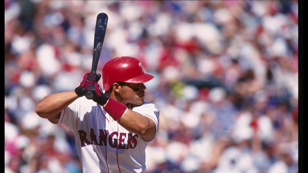 Ivan Rodriguez Rangers