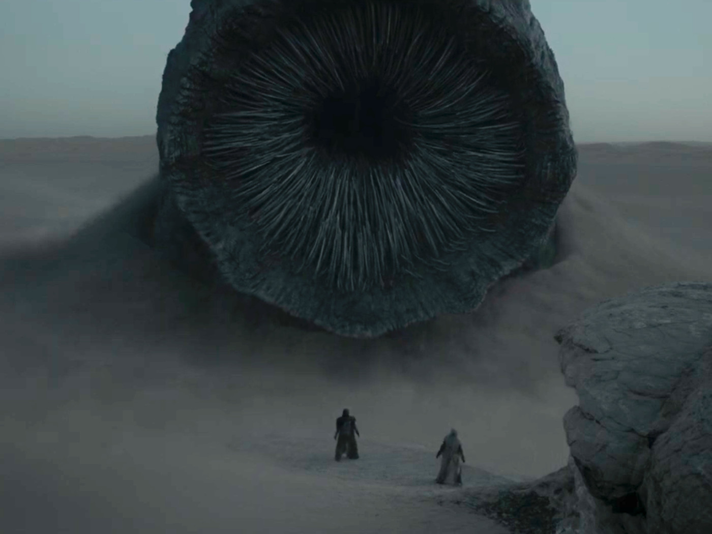 Dune The Giant Sandworm Explained Polygon
