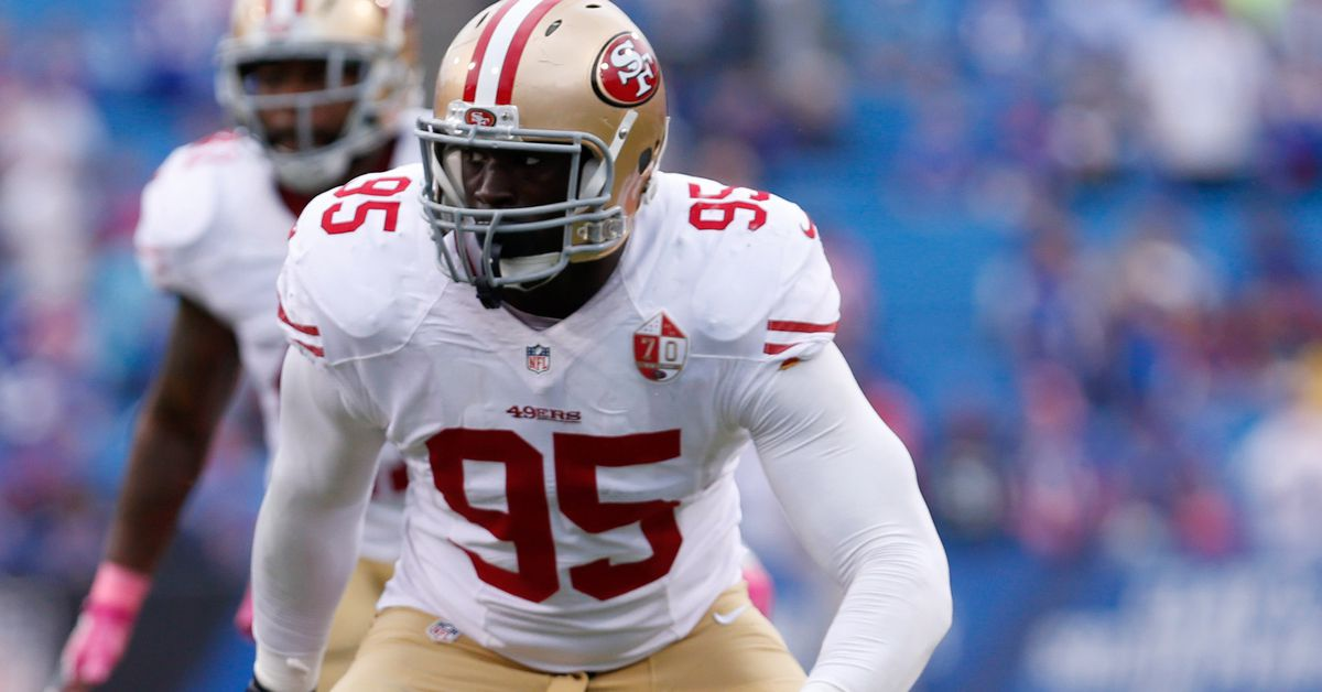 Report: Former 49ers round two pick Tank Carradine visiting Raiders
