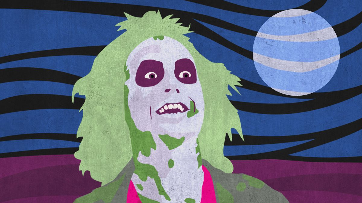 How Beetlejuice Was Born The Ringer