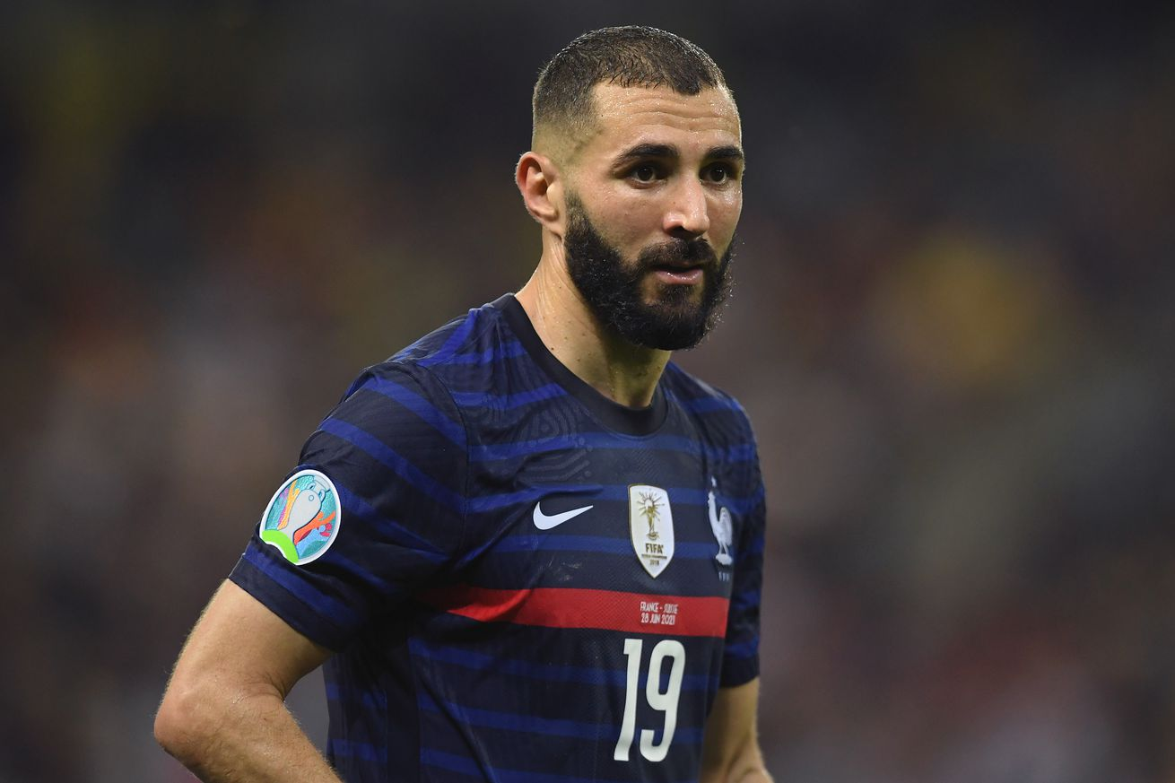 OFFICIAL: Karim Benzema tests positive for Covid-19