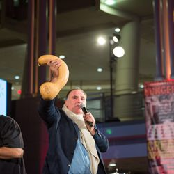 Jose Andres. And a squash.