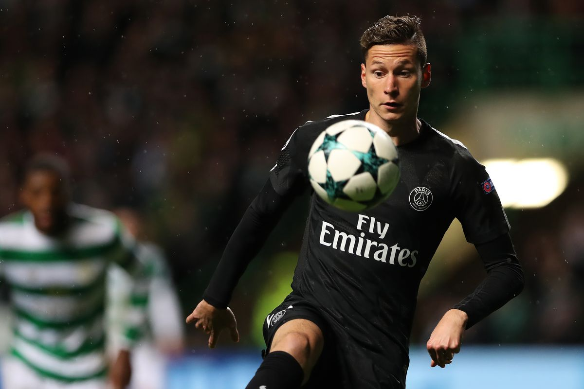 Arsenal suffer blow as target Julian Draxler hints at Premier League snub