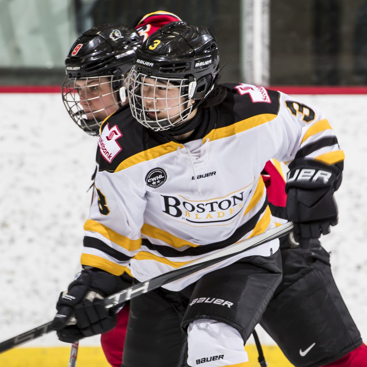 Women s Hockey Wednesday  International players in the CWHL ... 65a47c3c40