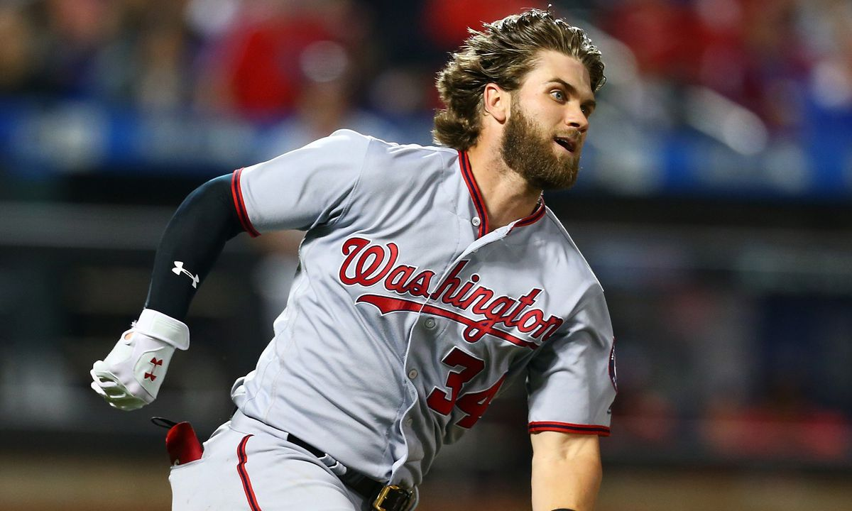 Theres Nothing Left To Say About Bryce Harper