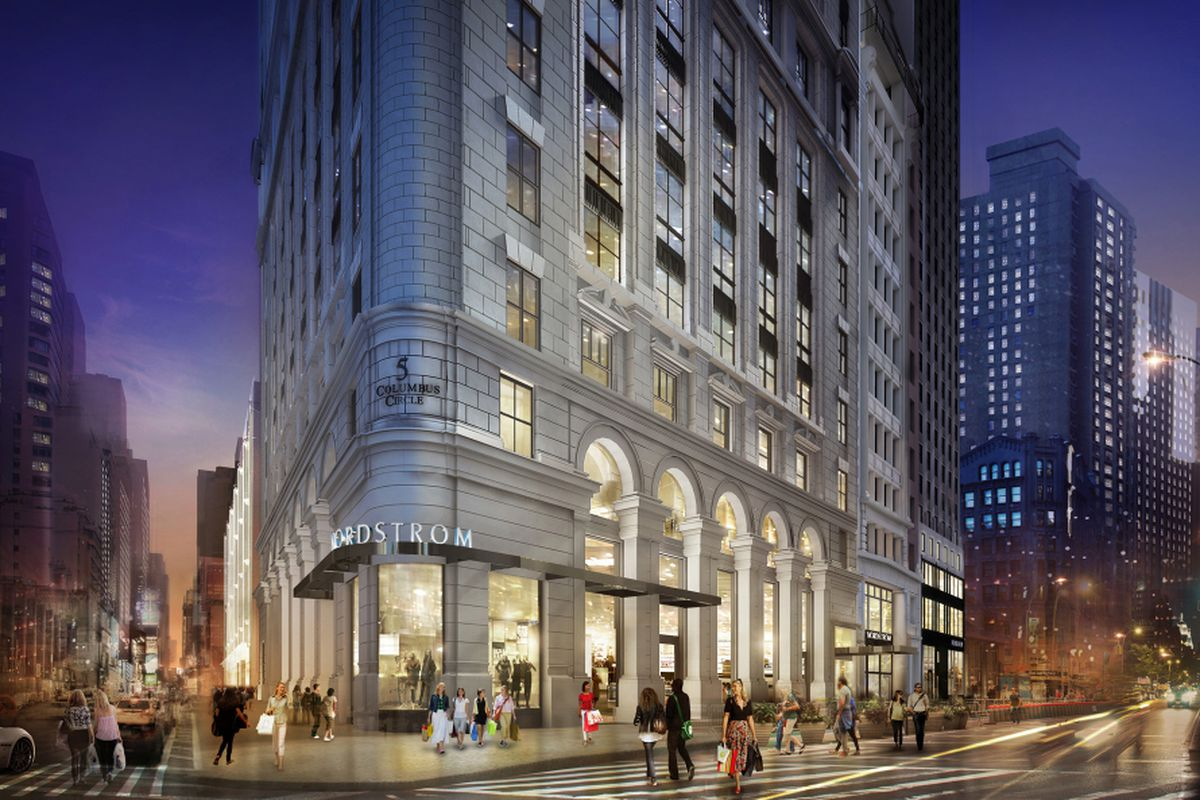 8854cdfd4 Nordstrom has officially opened their first Manhattan location, and –  surprise! – it's a men's store. Come the fall of 2019, it will be across  the street ...