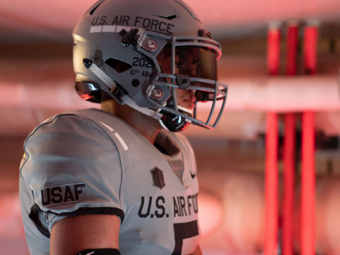 Look At The Air Power Uniforms Air Force Football Will Wear Vs Hawaii Against All Enemies