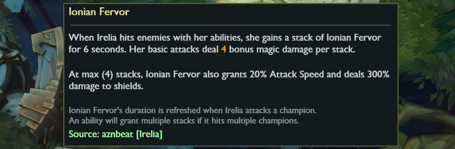 Irelia guide: learning a new dance - The Rift Herald