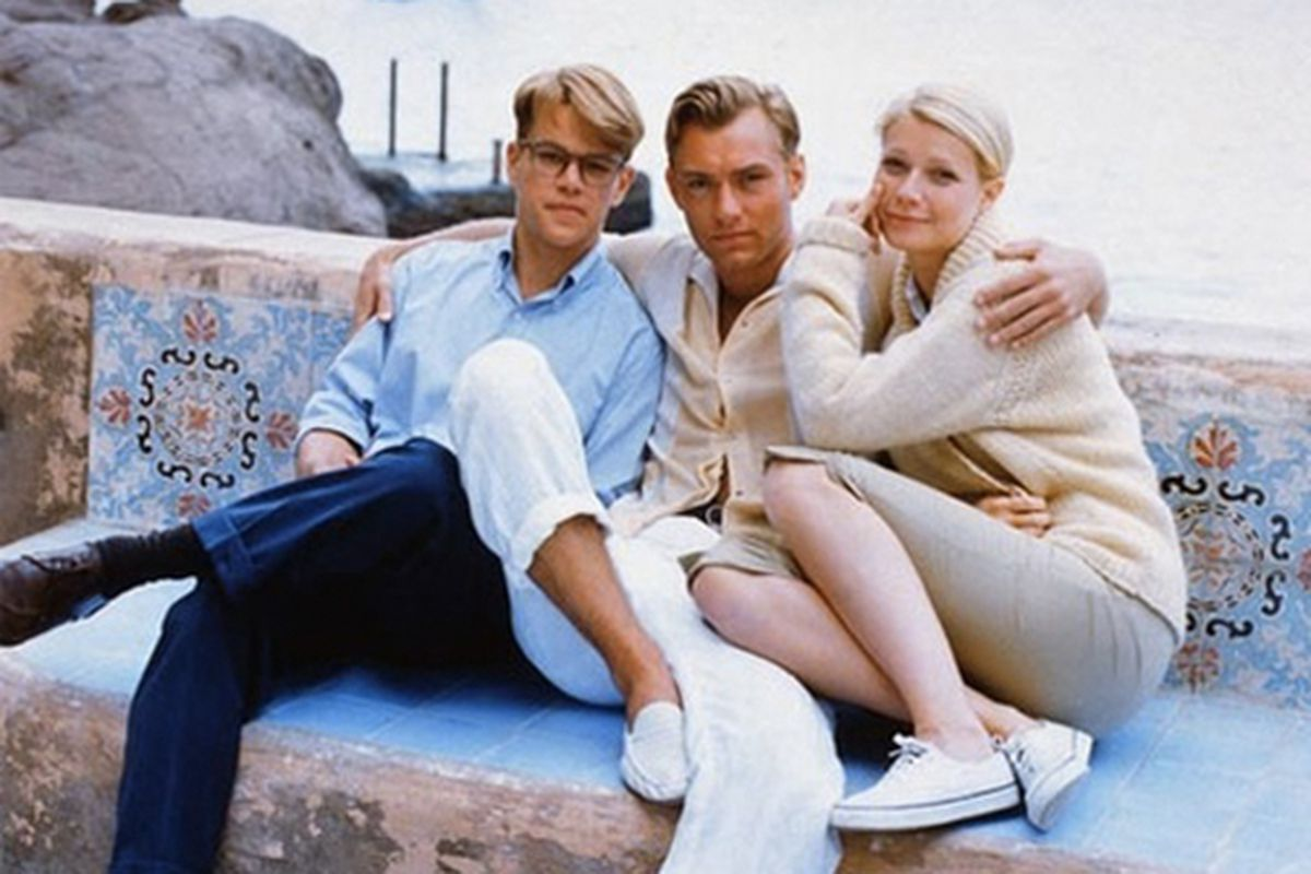 """Photo from Paramount Pictures via <a href=""""http://definitelygolden.com/2013/05/the-talented-mr-ripley/"""">Definitely Golden</a>"""
