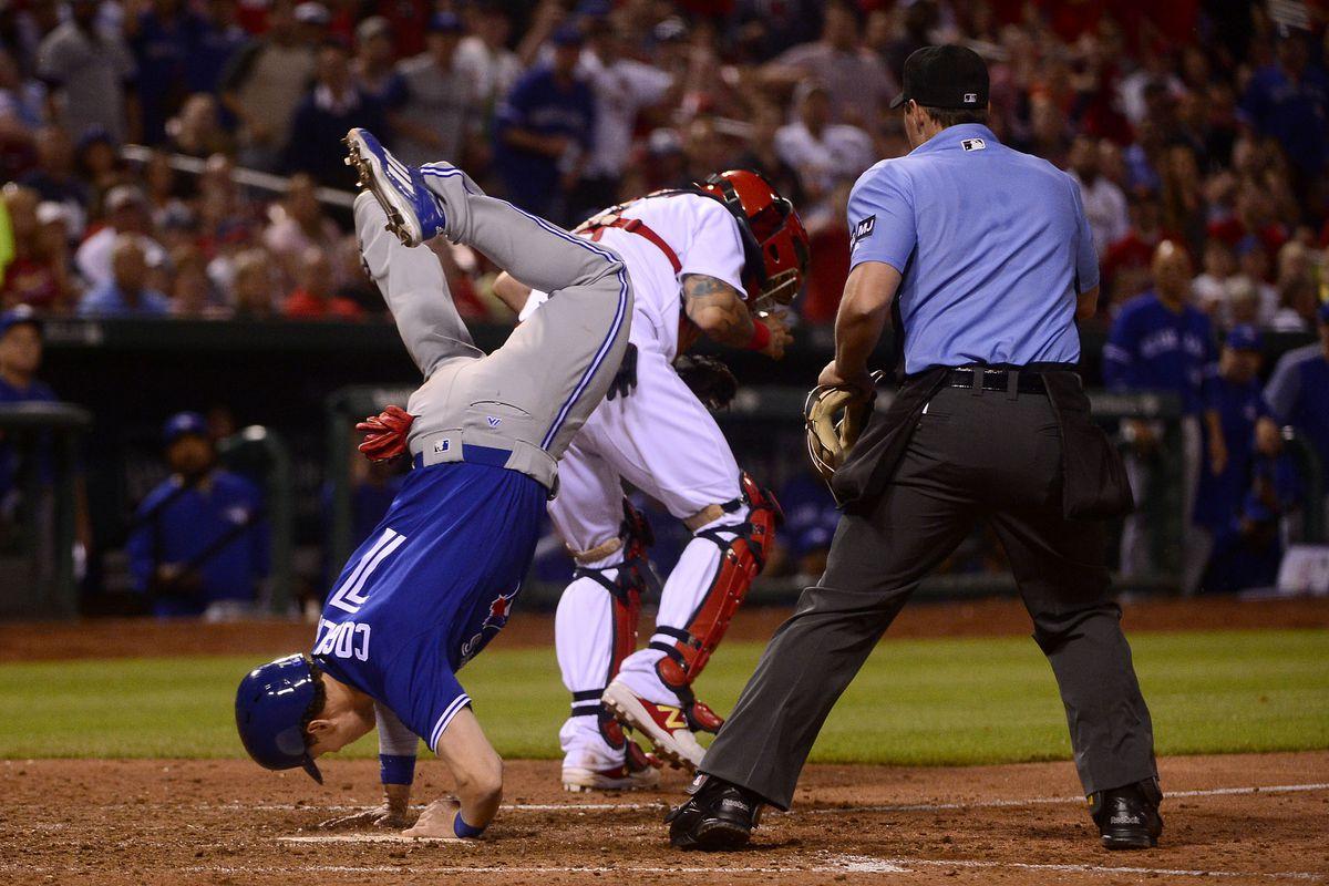 MLB: Toronto Blue Jays at St. Louis Cardinals